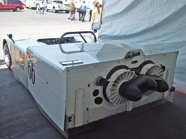 Chapparal fan car