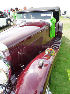 1934 Bentley 3 1/2 litre Vanden Plas Tourer