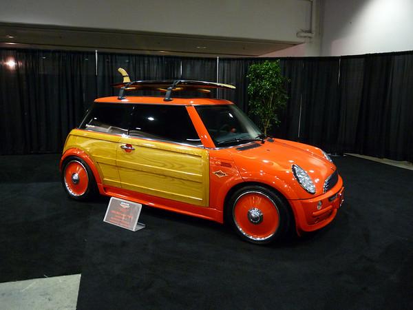 Woody Mini Cooper