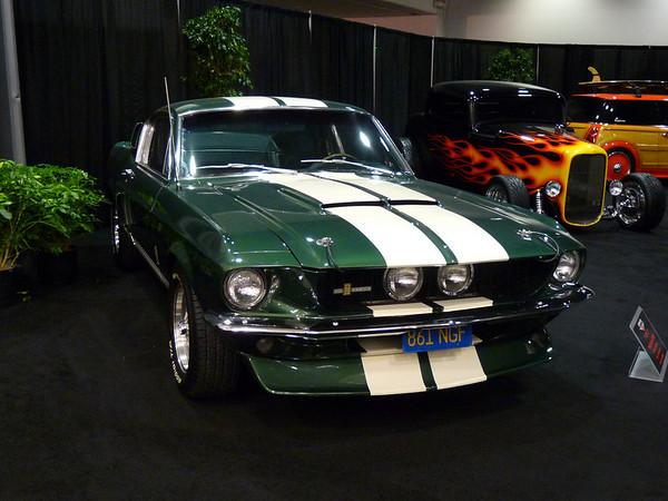 60's Mustang