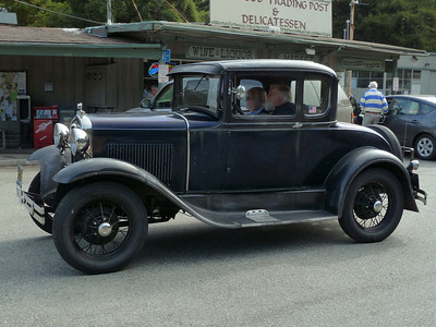 Model A at Alice's