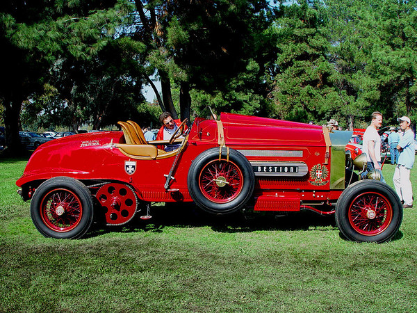 """""""Beastioni"""" one-off built from fire engine"""