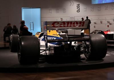Williams FW14B (Nigel Mansell, 1992)