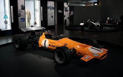 McLaren M7A - Denny Hulme (NZ), 1968
