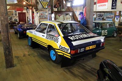 Ford Escort RS 1800 (ex Masport Escort, ex Ari Vatenen  Rothmans).