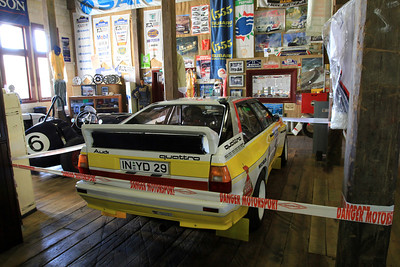Audi Quattro (ex Malcolm Stewart).