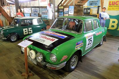 Skoda Rallye S110 L 1973