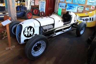 Stuart Ford V8 Special
