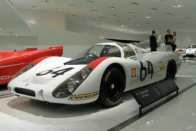 Porsche 908 LH Coupe.