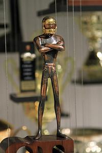 Trophy (The Stig?).