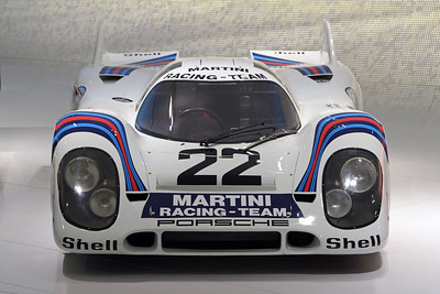 1971 Porsche 917 KH Coupe (Martini Racing); 1971 24 Hours of Le Mans winner.
