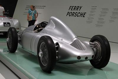 1946 Porsche Type 360 Cisitalia.