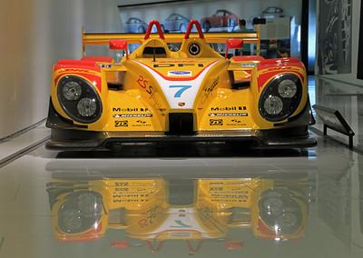 2008 Porsche RS Spyder Evo.