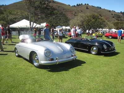 Stunning classic Porsche 356 Speedsters