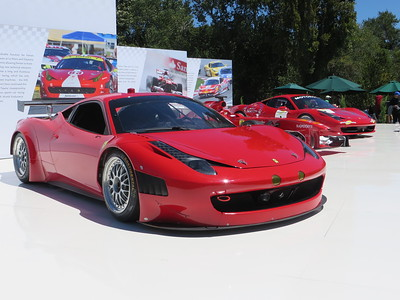 F458 Grand-Am Race car