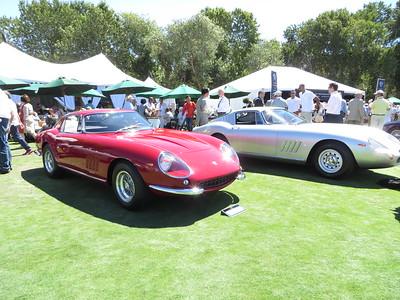 Classic Ferrari 275's