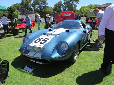 1965 Shelby Daytona Super Coupe