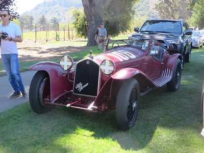 Old Alfa Romeo