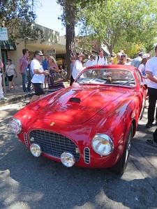 A 1952 Ferrari 250 Sport