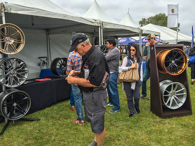 HRE Wheel booth