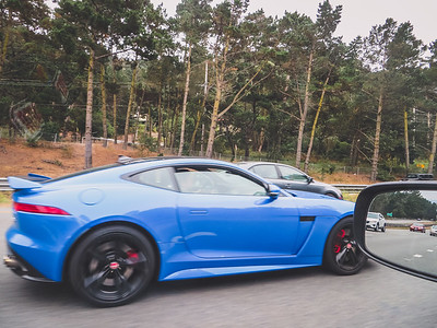 Jaguar F-Type....