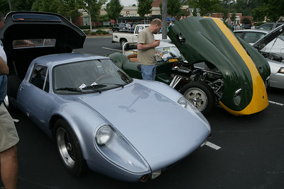Beck 904 replica and Beck Lister replica