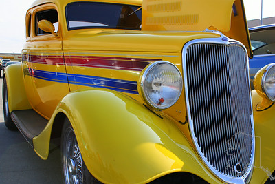 The car show season is a short 5 months. There are shows every weekend. Car clubs from Anchorage to Fairbanks hold as many shows as they can during this time. There is an assortment of cars here in Alaska. From model A's to the latest speed demons.