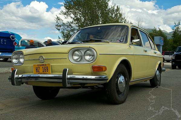 A VW 411.
