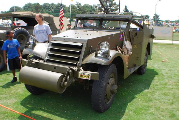 Pittsburgh Vintage Grand Prix - Schenley Park - 24 July 2010
