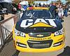 Retired Cat Chevrolet car of driver Ryan Newman