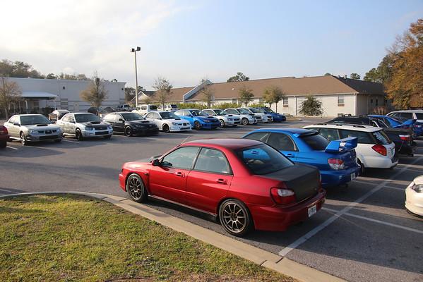 2013 03-10 Subaru Meet Ale House