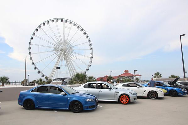 2013 06-16 Pensacola Beach Hilton Car Show