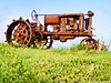 Antique Tractor