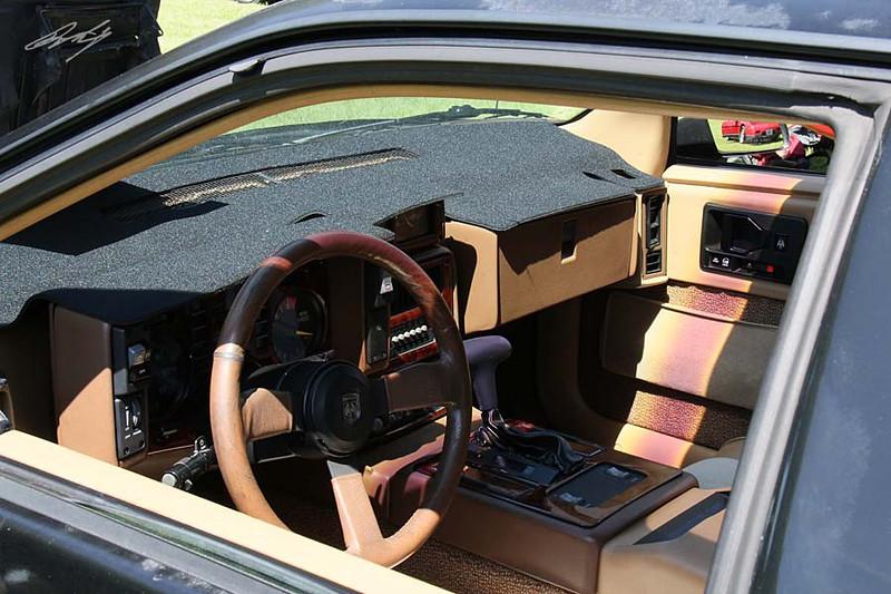 1985 Pontiac Fiero GT 4-seat