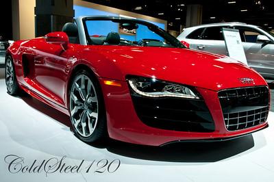 2011 Washington Auto Show Sneak Peak Reception