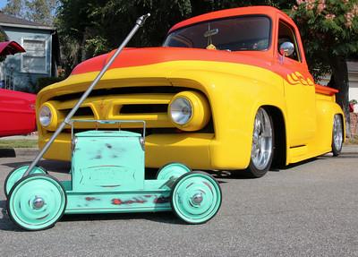 Brea Country Fair 2013 - All Cars