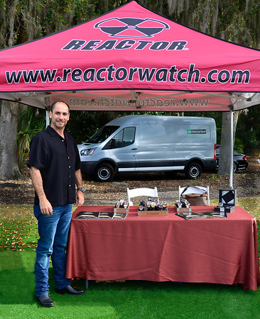 "Reactor Watches, perfect for all occasions. At the Festivals of Speed, Omni Plantation Amelia Island, Florida, Our claim to be the Best Built Performance Sport Watch isn't just marketing hype. Reactor was conceived from day one to design out any weakness and improve any feature possible. The result of this ""genetic engineering"" is the Reactor DNA, a set of features that is shared by every Reactor Watch. This DNA forms the core of a product that will outlast and outperform every other watch you have ever owned."