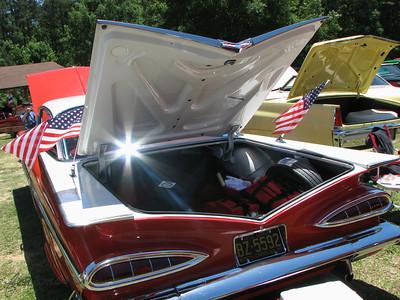 Lake Wheeler Car Show 052513