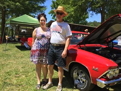 Lake Wheeler Car Show 2015