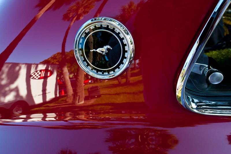 The 19th Annual Mustang, Shelby & Ford Show 2010, Saint Armand's Circle, Sarasota, Florida