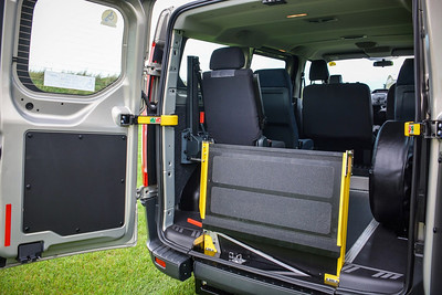 Ford Transit Custom by Parfit Ltd