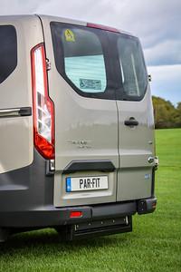 Ford Transit Custom by Parfit Ltd