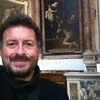 """Caravaggio: """"Madonna di Loreto""""<br /> Church of Sant'Agostino, Rome 12/23/12"""
