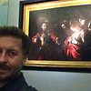 Caravaggio: The Martyrdom of St. Ursula<br /> Viewed at the Galleria di Palazzo Zevallos Stigliano, Napoli, Italy<br /> 6/12/14