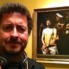 """Caravaggio: """"Ecce Homo""""<br /> Musei de Strada Nuova, Palazzo Bianco, Genoa.  Viewed at LACMA 1/4/13"""