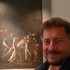 Caravaggio: Raising of Lazarus. Museo Regionale, Messina, Sicily 5/28/16