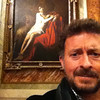 "Caravaggio: ""John the Baptist (John in the Wilderness)""<br /> Galleria Borghese, Rome 12/21/12"