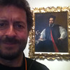 "Caravaggio: ""Portrait of Maffeo Barberini""<br /> Private Collection in Florence, Italy.  Seen at LACMA 1/4/13"