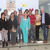 Employees and friends of our Clinic welcome Galo.