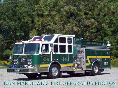 ENGINE 1311 2003 KME PUMPER